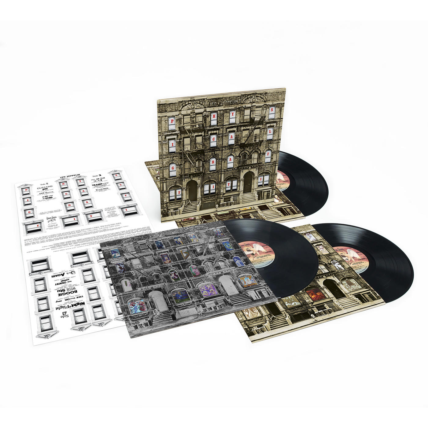 Physical Graffiti - Deluxe Edition Remastered Vinyl